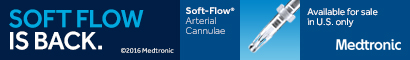 Medtronic - Soft-Flow Arterial Cannulae May 2017 (Residents)