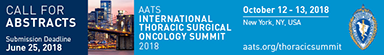 AATS - Call for Abstracts