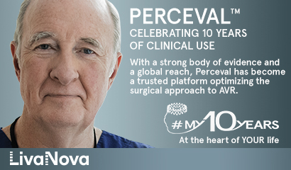 LivaNova  - Perceval 10 Years (Surgeons)