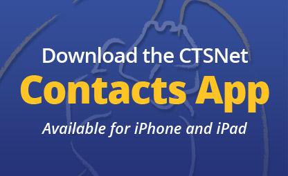 CTSNet - Contacts App