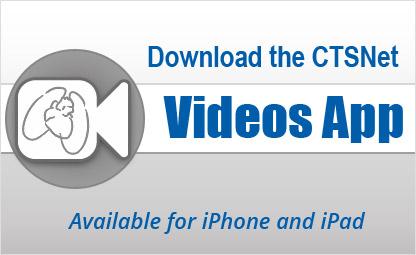 CTSNet - Videos App