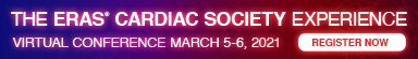 ERAS Cardiac Society - 2021 Virtual Conference