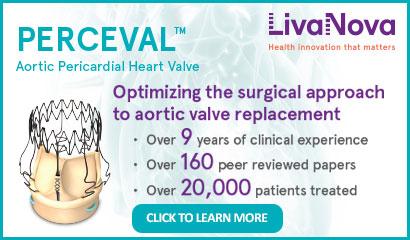 LIvaNova - Perceval Aortic Pericardial Heart Valve 2017