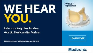 Medtronic - Avalus July 2018