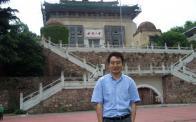 Yanguo Liu in Wuhan University