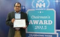 Narayana' Chairmans Award