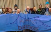 Aortic Bridge Patient, Family, Care giver, Health care provider, and physician educational and support group