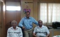 Prof.P.Venugopal & Prof.Balram Airan