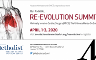 Re-Evolution Summit - Minimally Invasive Cardiac Surgery TAVR, TMVR, TTVR, mitral valve surgery, aortic valve surgery
